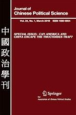Journal of Chinese Political Science 1/2019