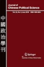 Journal of Chinese Political Science 2/2019