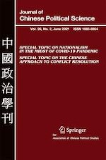 Journal of Chinese Political Science 2/2021