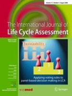 The International Journal of Life Cycle Assessment 5/2008