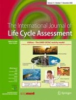The International Journal of Life Cycle Assessment 7/2008