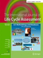 The International Journal of Life Cycle Assessment 1/2010