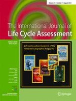 The International Journal of Life Cycle Assessment 7/2010