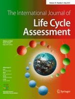 The International Journal of Life Cycle Assessment 4/2013