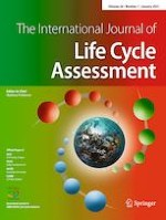 The International Journal of Life Cycle Assessment 1/2021