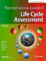 The International Journal of Life Cycle Assessment 3/2021