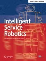Intelligent Service Robotics 1/2008