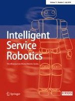 Intelligent Service Robotics 3/2018