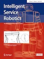 Intelligent Service Robotics 2/2020