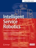 Intelligent Service Robotics 3/2014