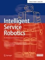 Intelligent Service Robotics 1/2015