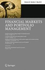 Financial Markets and Portfolio Management 2/2015