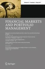 Financial Markets and Portfolio Management 2/2017