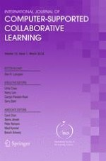 International Journal of Computer-Supported Collaborative Learning 1/2018