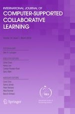 International Journal of Computer-Supported Collaborative Learning 1/2019