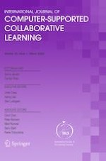 International Journal of Computer-Supported Collaborative Learning 1/2020