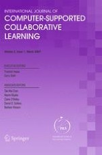International Journal of Computer-Supported Collaborative Learning 1/2007