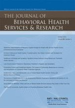 The Journal of Behavioral Health Services & Research 4/2004