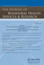 The Journal of Behavioral Health Services & Research 2/2015