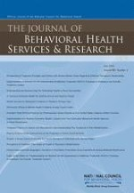 The Journal of Behavioral Health Services & Research 3/2016