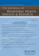 The Journal of Behavioral Health Services & Research 4/2016