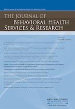 The Journal of Behavioral Health Services & Research 2/2019