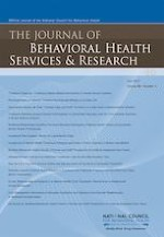 The Journal of Behavioral Health Services & Research 3/2019