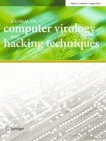 Journal of Computer Virology and Hacking Techniques 3/2016