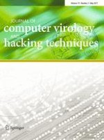 Journal of Computer Virology and Hacking Techniques 2/2017