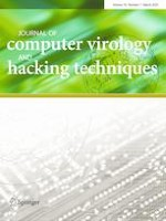 Journal of Computer Virology and Hacking Techniques 1/2020