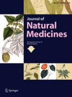 Journal of Natural Medicines 2/2018