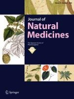 Journal of Natural Medicines 3/2018