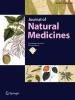 Journal of Natural Medicines 4/2018