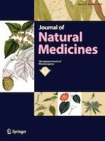 Journal of Natural Medicines 1/2019