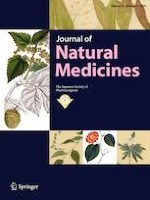 Journal of Natural Medicines 3/2019
