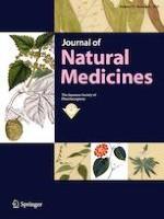 Journal of Natural Medicines 3/2021