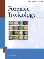 Forensic Toxicology 1/2018