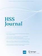 HSS Journal ® 1/2018