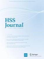 HSS Journal ® 3/2018