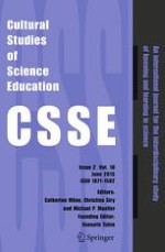Cultural Studies of Science Education 2/2015