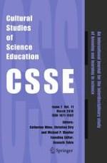 Cultural Studies of Science Education 1/2016