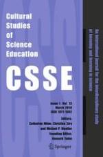 Cultural Studies of Science Education 1/2018