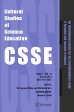 Cultural Studies of Science Education 1/2021