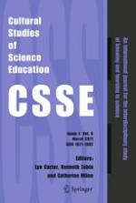 Cultural Studies of Science Education 1/2011