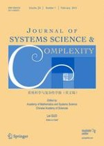 Journal of Systems Science and Complexity 1/2011