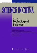 Science China Technological Sciences 12/2008