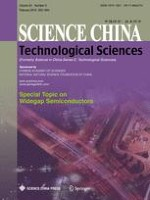 Science China Technological Sciences 2/2010
