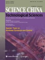 Science China Technological Sciences 3/2010