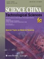 Science China Technological Sciences 9/2010