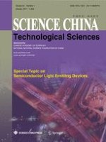 Science China Technological Sciences 1/2011